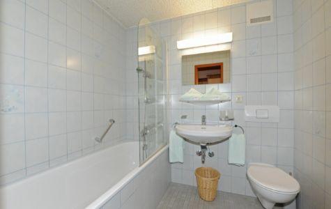 Appartement Schmittenhöhe Badezimmer