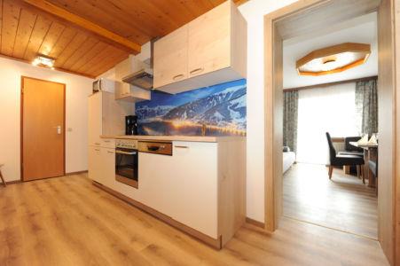 Appartement Birnhorn Küche
