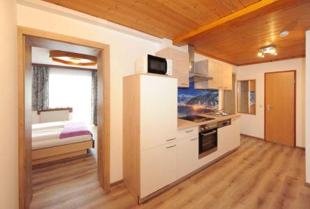 """Appartement """"Birnhorn""""  Küche"""