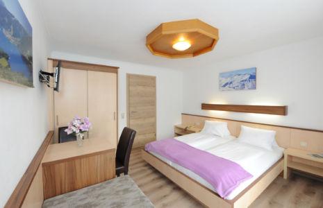 Appartement Birnhorn Schlafzimmer