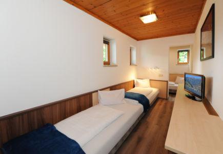 """Appartement """"Birnhorn""""  Schalafzimmer 2"""