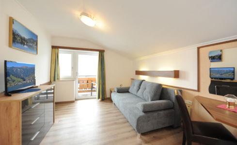 Appartement Sonnkogel Wohnzimmer