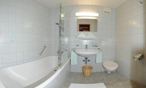 Appartement Sonnkogel Badezimmer