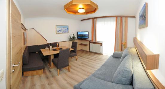 Appartement Schmittenhöhe Wohnzimmer