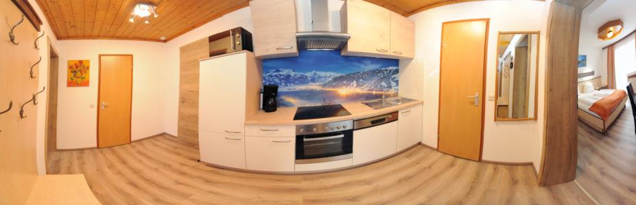 Appartement Schmittenhöhe Küche