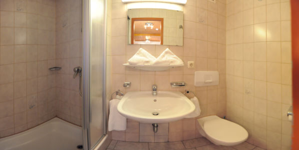 Appartement Birnhorn Badezimmer