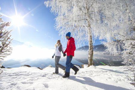 Winterspaizergang am Zeller See